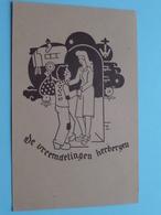 De VREEMDELINGEN HERBERGEN ( Werk Der WOONWAGENS Rooigemlaan GENT ) Anno 19?? ( Zie Foto Voor Details ) ! - Missions
