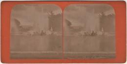 Stereobild Frankreich France Versailles - Char D' Apallon - Stereoskope - Stereobetrachter