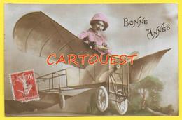 CPA Femmes AVION AEROPLANE ♥️ ♥️☺♦♦ FANTAISIE Surréalisme 1915 - Sin Clasificación