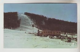 3 CPSM MICHIGAN (Etats Unis-Michigan) - BOYNE Mountain Ski Lodge, SAULT STE MARIE View Soo Locks, Greetings From FRANCFO - Etats-Unis