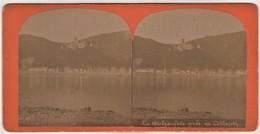 Stereobild Koblenz Coblentz - Le Stolzenfels Burg Stolzenfels - Stereoskope - Stereobetrachter