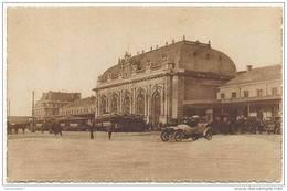 CPA MILANO ( MILAN ) - Stazione Centrale - Ed. A. Scrocchi N°4554-20 - Milano (Mailand)