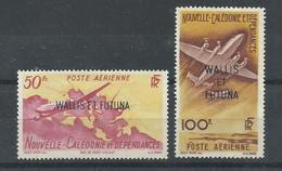 WALLIS  YVERT  AEREO  12/13  (*)  (SIN GOMA) - Aéreo