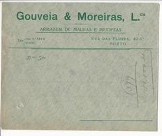 Commercial Cover * Portugal * Porto * Gouveia & Moreiras, Lda * Malhas E Miudezas * Holed - Publicités