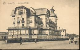 BELGIQUE DE HAAN LE GRAND HOTEL - De Haan