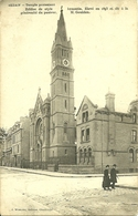 08 Ardennes SEDAN  Temple Protestant édifice De Style Bysantin Elevé En 1893 - Sedan