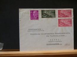 77/412  LETTRE   POUR VADUZ - 1951-60 Briefe U. Dokumente
