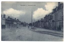 51 Valmy Grande Rue Edit Varin - Autres Communes
