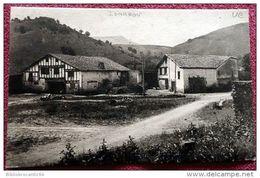 D64  SAINT PEE SUR NIVELLE < MAISONS BASQUE A  IBARRON - France