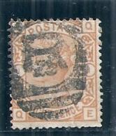 GRANDE BRETAGNE Angleterre - N° 61 Côte 350€ - 1840-1901 (Victoria)