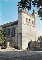 CPM . MONFLANQUIN . EGLISE St ANDRE . CARTE NON ECRITE - Monflanquin