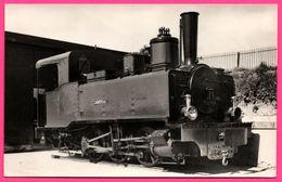Carte Photo Train à Vapeur - Locomotive - Cambrai - The Narrow Gauge Railway Museum - Towyn - Cambrai