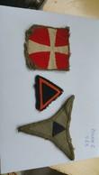 Emblem Of Beret,Cap  Royal Netherlands Army - Embleem - Embleem Leger ( 3 ) - Patches