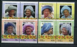NANUMEA , ELIZABETH  II  BELLE  SERIE  DE  TIMBRES  NEUFS/MNH  LUXE  SANS  CHARNIERE , A  VOIR . - Tuvalu