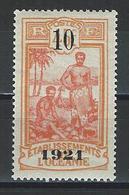 Océanie Yv. 45, Mi 50 * - Oceania (1892-1958)