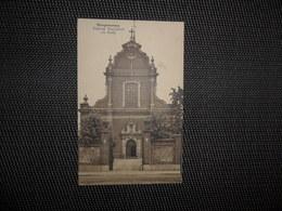 Hoogstraeten (Hoogstraten)  :  Ingang Begijnhof En Kerk - Béguinage - Hoogstraten
