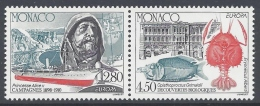 MONACO 1994 Nº 1935/1936 - Monaco