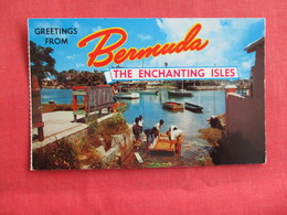 Greetings  Bermuda The Enchanting Isles      Ref 2972 - Bermuda