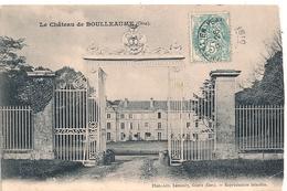 Cpa   60 Chateau De Boulleaume - France