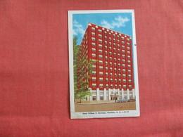 Hotel William Barringer   Charlotte North Carolina  Ref 2972 - Charlotte