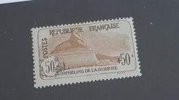 LOT 400142 TIMBRE DE FRANCE NEUF** N°153 VALEUR 1000 EUROS SIGNE CALVES - Unused Stamps