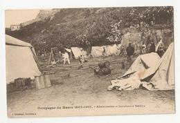Campagne Du Maroc 1907 1911, Administration Et Intendance à Mehdiya (3039) L300 - Other