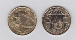 Lot De 2 Médailles  2011 -2014 - Monnaie De Paris
