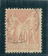 FRANCE Type Sage N° 94 -   TTB - 1876-1898 Sage (Tipo II)