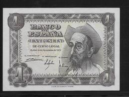 Espagne - 1 Peseta - 1951 - Pick N°139 - NEUF - [ 3] 1936-1975 : Regency Of Franco