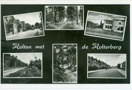 Holten Met De Holterberg 1960; Zesluik - Gelopen. (Foka) Lees Info! - Holten