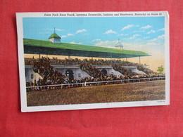 Between  Indiana > Evansville & Henderson Kentucky Dade Race Track    Ref 2972 - Evansville