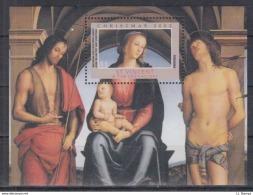 A15. St Vincent - MNH - Art - Art