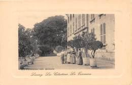 78-LIMAY- LES CELESTINS- LA TERRASSE - Limay