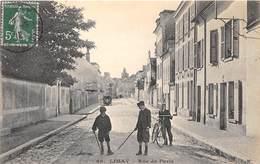 78-LIMAY- RUE DE PARIS - Limay