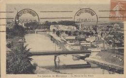 Charleville Mézières 08 - Vue Générale - 1928 - Charleville