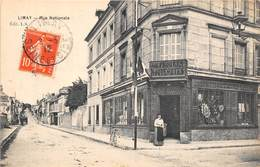 78-LIMAY-  RUE NATIONALE - Limay