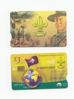 Padvinder - Scouting - Jamboree - Scoutisme - Scaut - Pfadfinder - Pfadi - Scout On Phonecard (9) - Schede Telefoniche
