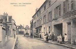 78-LIMAY- HÔTEL DU CANARD- MAISON PILLEUX - Limay