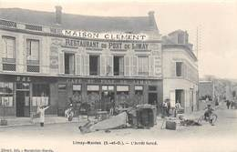 78-LIMAY-MANTES- L'ARRÊT FORCE - Limay