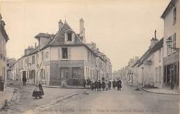 78-LIMAY-RUES DE PARIS ET JEAN BOURET - Limay