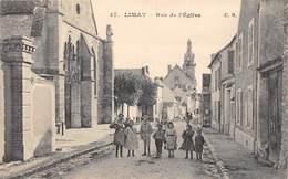 78-LIMAY- RUE DE L'EGLISE - Limay
