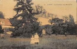 78-LIMAY- LE CHATEAU DES MOUSSETS - Limay