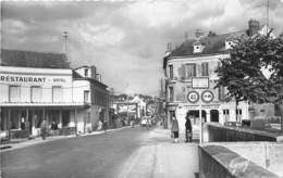 78-LIMAY- VUE DEPUIS LE PONT - Limay