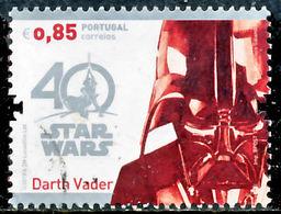 !■■■■■ds■■ Portugal 2017 AF#4876ø Star Wars Darth Vader Science Fiction Nice Stamp VFU (k0079) - 1910 - ... Repubblica