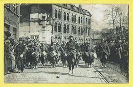 * Namur - Namen (La Wallonie) * (Edit J. Paquier, Namur) Tambours Et Clairons Du 13me De Ligne, Sergent Winnepeninckx - Namur