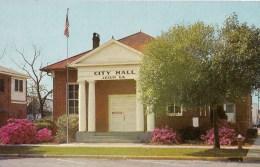 City Hall, Jesup, Georgia, USA Unused - United States