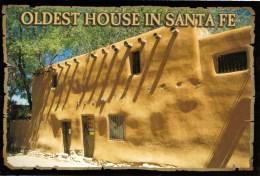 Oldest House In Santa Fe, New Mexico, USA Unused - Santa Fe