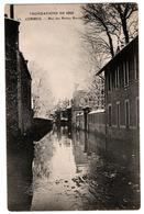 INNONDATIONS 1910 CORBEIL RUE DES PETITES BORDES - Corbeil Essonnes