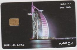 VAE  PARKING CARD - Ver. Arab. Emirate