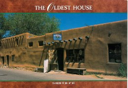 The Oldest House, Santa Fe, New Mexico, USA Unused - Santa Fe
